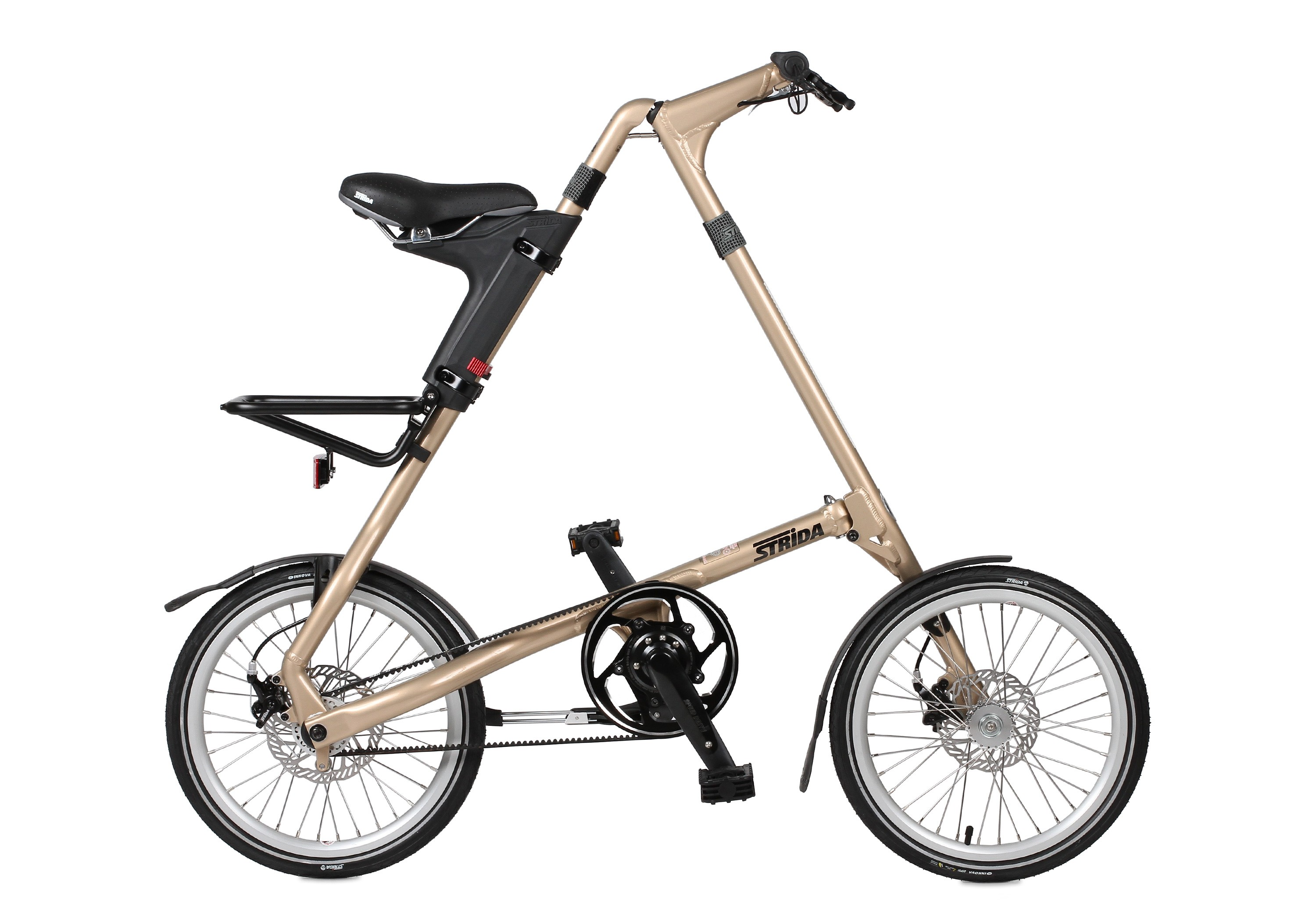 Дорожный велосипед Strida SD (2017)