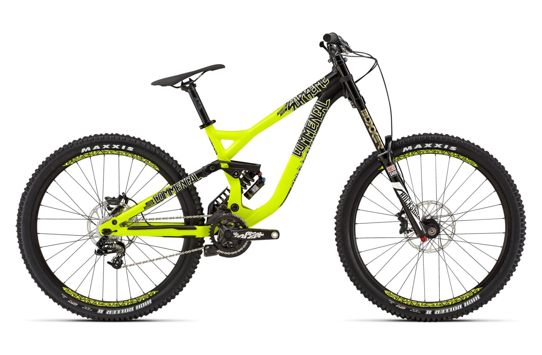 Горный велосипед Commencal Supreme DH Essential (2015)