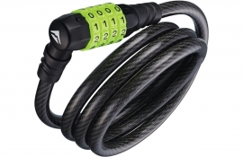 Merida 4 Digits Combination Cable Lock GHL-105